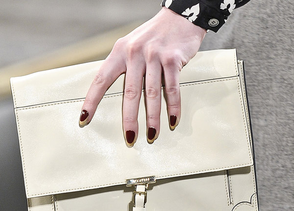 Jason Wu fall 2011 baroque nails