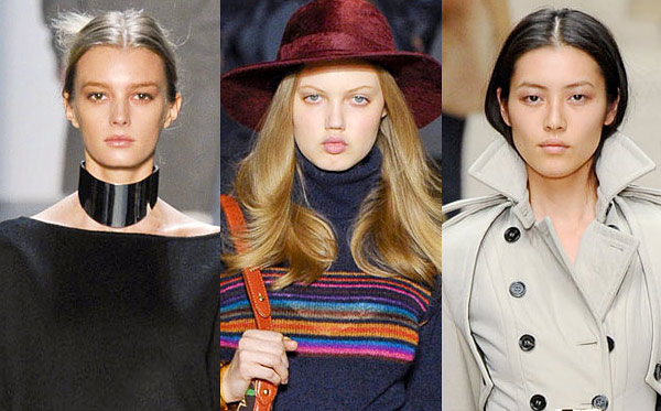 spring 2011 beauty trend minimalism