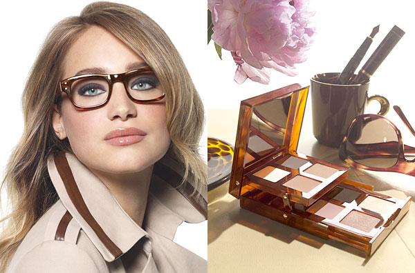 Bobbi Brown Fall 2011 Tortoise Shell Collection