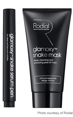 Glamoxy Snake Serum Mask and Pen