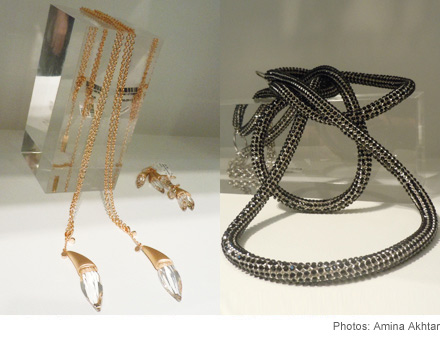 Mark Fast Christopher Kane jewelry