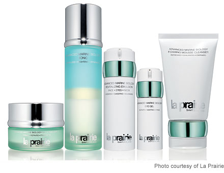 La Prairie's Marine Collection