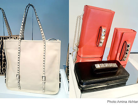 Bags Valentino Spring 2012 collection