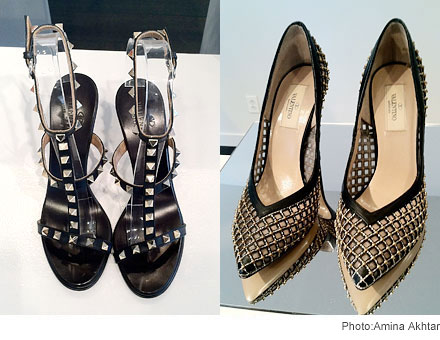 shoes  Valentino Spring 2012 collection