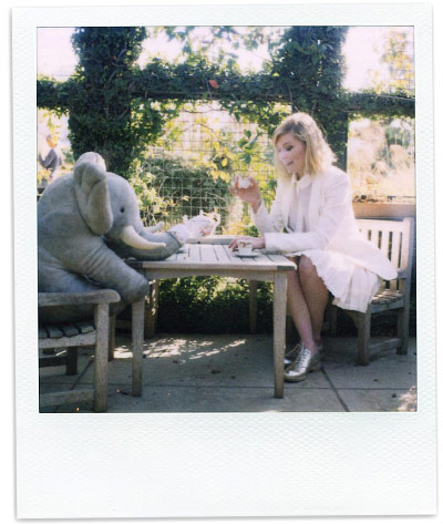 Kirsten Dunst Band of Outsiders