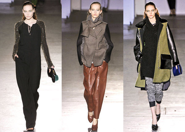 3.1 Phillip Lim Fall 2011 runway