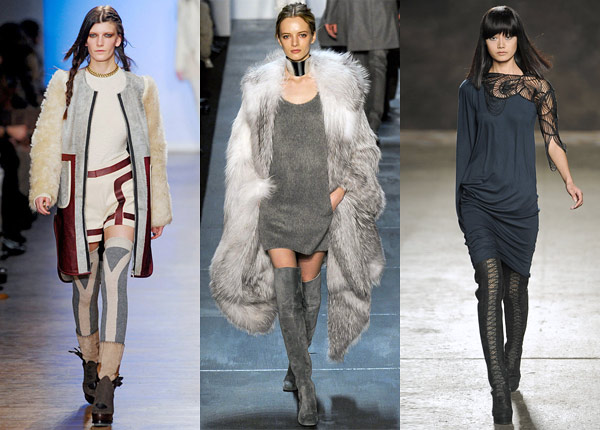 Fall 2011 trend thighs