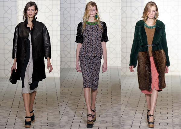 Marni Fall 2011 collection