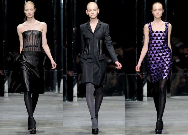 Versus Fall 2011 collection