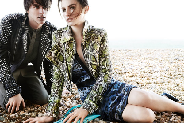 Burberry Spring 2011 ad