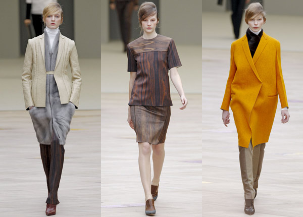 Céline Fall 2011 collection