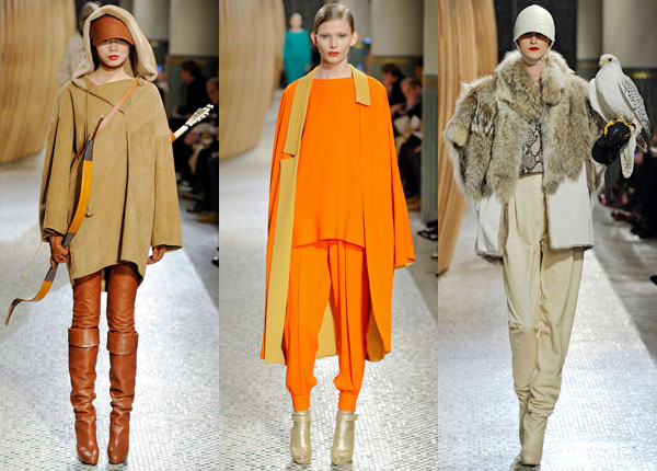 Hermès Fall 2011 collection