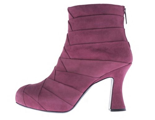 Yeardley Smith babette pink bootie
