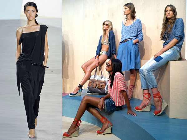3.1 Phillip Lim Gap Spring 2012 collections