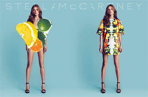Stella McCartney Spring 2011 ad campaign