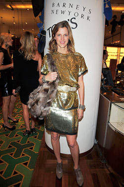 Amanda Brooks named fashion director of Barneys New York