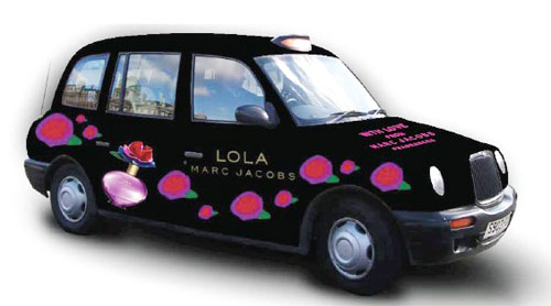 Marc Jacobs Taxi