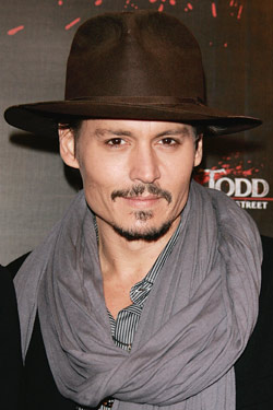 johnny depp hat person of year