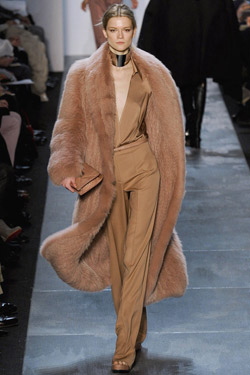 Michael Kors Fall 2011 runway