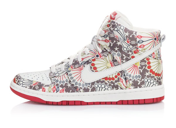 liberty nike collaboration