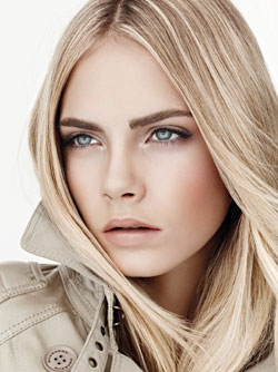 Burberry Beauty Spring/Summer 2011 Campaign