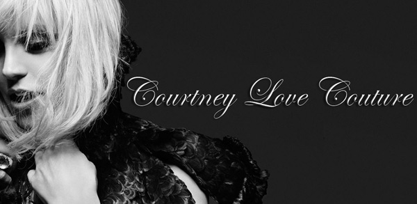 Courtney Love Couture eBay