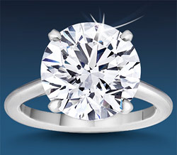 costco million dollar diamond