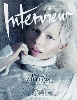 michelle williams interview mag