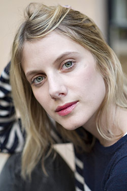 melanie laurent new face of door beauty
