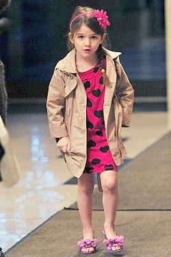 suri cruise on best dressed list