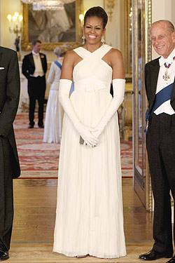 michelle obama wears tom ford