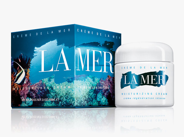 Creme de la Mer Bottle and Box