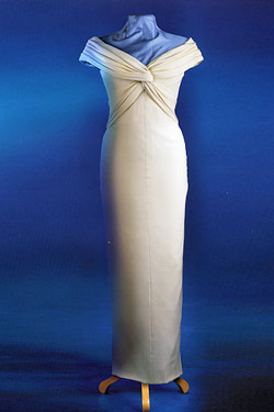 princess diana gown for auction