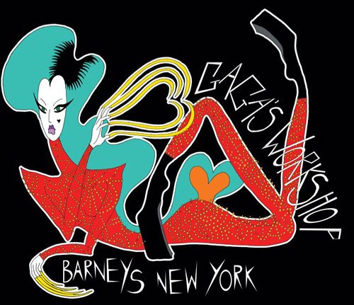 lady gaga is collaborating with barneys