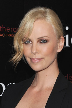 charlize theron dior j'adore