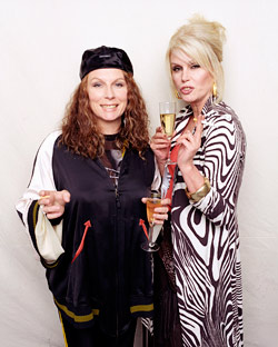 abfab returns to television