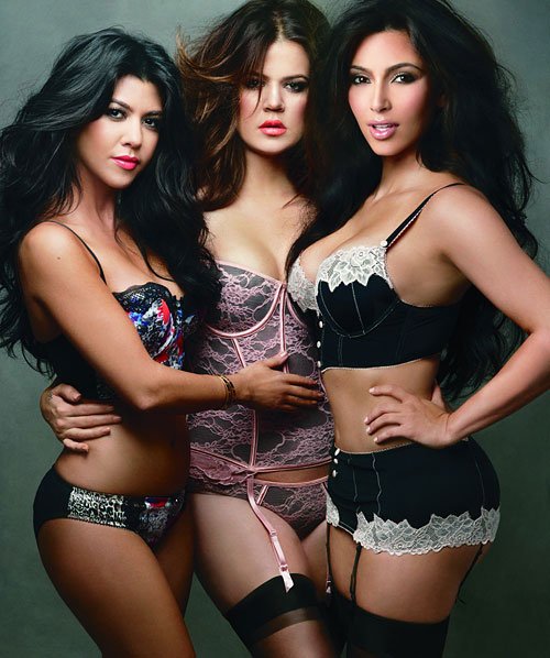 Kardashians Kollection Sears lingerie