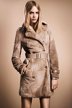 Burberry Nude RTW Collection