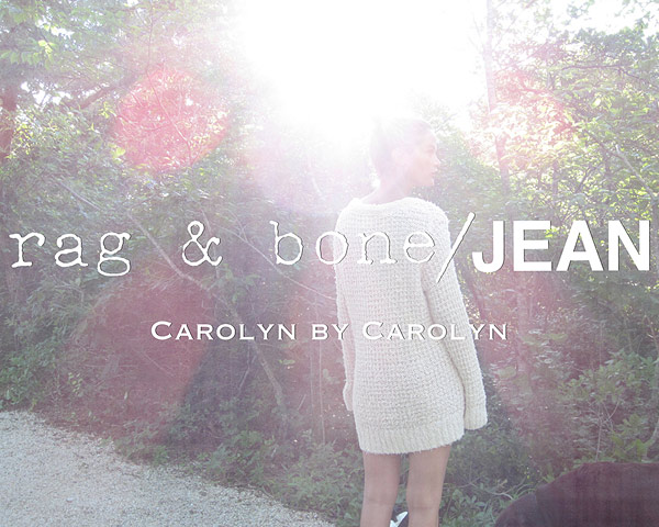 carolyn murphy DIY rag & bone