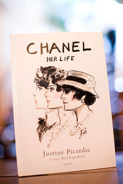 Justine Picardie's novel 'Chanel: Her Life'