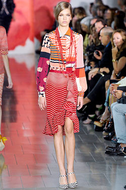 Valerija Sestic Spring 2012 Tory Burch underage model