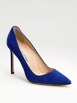 manolo blahnik shoe