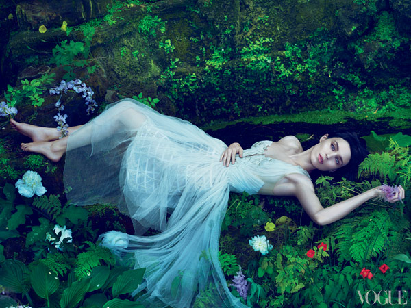 rooney mara november Vogue magazine
