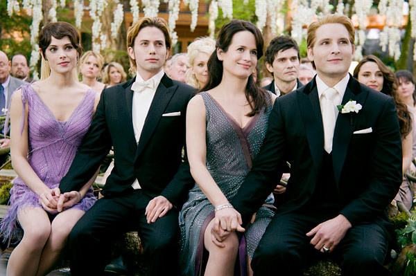 alice cullen's 'breaking dawn' bridesmaid dress