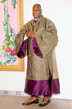 andre leon talley opens gallery at SCAD