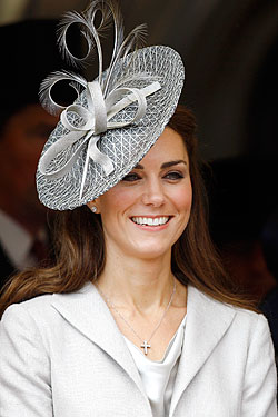 Kate Middleton Duchess British Style Award