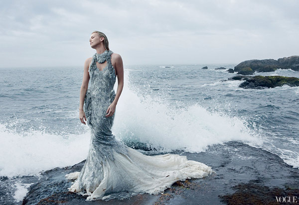 Charlize Theron Vogue December