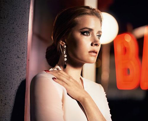 Amy Adams Instyle Magazine December