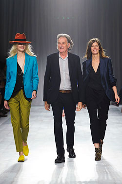Paul Smith Spring 2012 runway