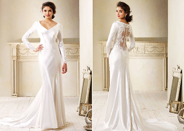 Twilight Bridal by Alfred Angelo wedding dress